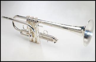 S.E. Shires Eb or Eb/D Trumpet Model 6F (Custom Model)