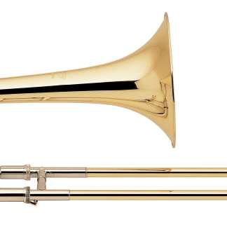 Bach Stradivarius 12 Medium Bore Bb Tenor Trombone