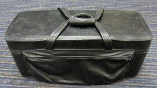 Used Monette Double Trumpet Case UC 19