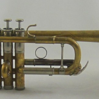 Yamaha YTR-6445H with Malone Conversaion C Trumpet SN 001192