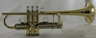 B&S Challenger II C Trumpet SN 131749