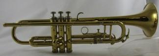 Used King Super 20 Bb Trumpet SN 291601