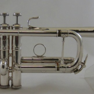 Bach Strad CL 229 25H C Trumpet SN 155792