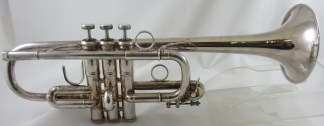 Bach Stradivarius Model 236 D Trumpet SN 72626