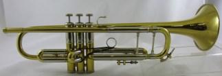 Bach Strad ML 180-37 Bb Trumpet SN 41003