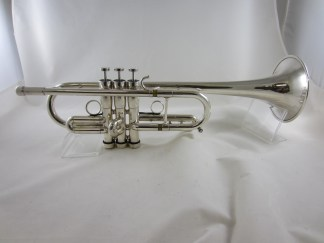 Used Monette STC C Trumpet SN 1759