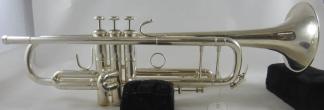 Bach Strad ML 180-43 Bb Trumpet SN 731276