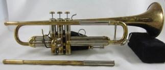 Bach Stradivarius New York Bb Trumpet SN 4746
