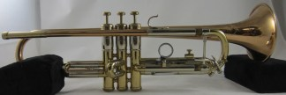 LA Olds Recording Bb Trumpet SN 127802