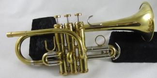 Getzen Custom G Trumpet SN K3132