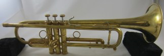Stomvi USA Big Bell Bb Trumpet SN 42676