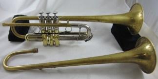 Spencer Modular C Trumpet SN 001050