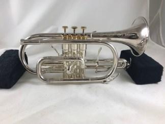 Besson 800 International Bb Trumpet SN 800838387