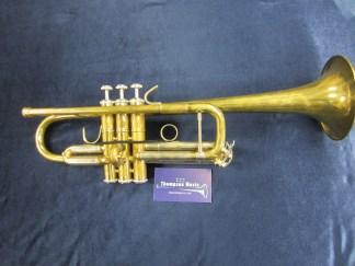 Larson GFT C Trumpet Demo Model