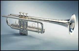 S.E. Shires C Trumpet Model 401 Demo Model