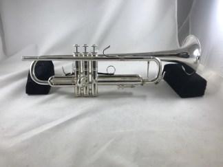 Bach Stradivarius LR180S-43 Bb Trumpet SN 757898