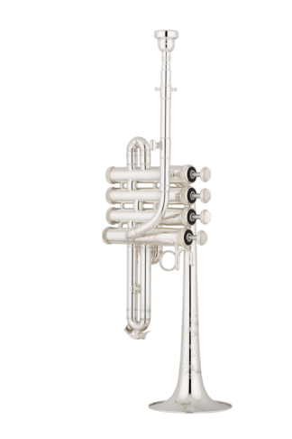 S.E. Shires Bb/A Piccolo Trumpet Model TR9Y