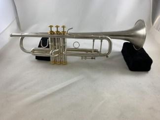 Used Bach Stradivarius Model 180S-25L Bb Trumpet SN 208123