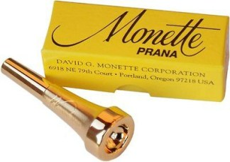 Monette Prana Resonance Bb Trumpet Mouthpiece