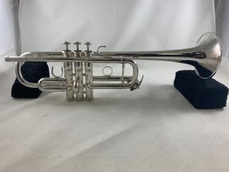 Used Yamaha 9445NYSII C Trumpet SN D34312