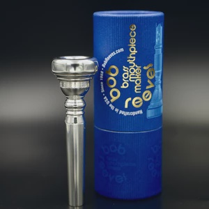 Used GR 66C* Trumpet Mouthpiece in Gold