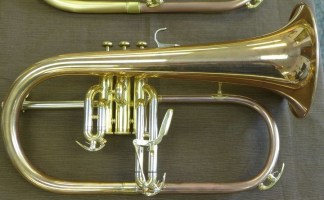 ACB Doubler's Flugelhorn in Lacquer