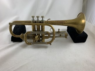 Used Couesnon Bb Cornet SN 43864