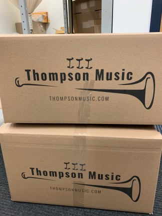 Trumpet/Cornet Shipping Kit