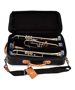 5-ECLK Gard Elite Compact Triple Trumpet Bag Gig Bag