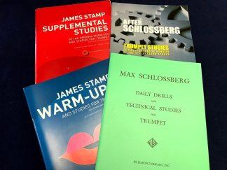 Schlossberg/Stamp Bundle