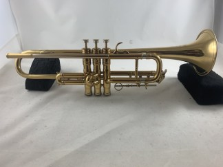 Used French Selmer 24A Harry James Balanced Bb Trumpet SN 12390