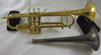 Used Stomvi Combi Bb Trumpet SN 979155