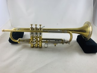 Used Super Olds Bb Trumpet SN 599776
