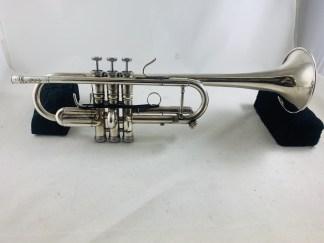 Used Stomvi Mahler Titanium 5211 C Trumpet SN 0220207