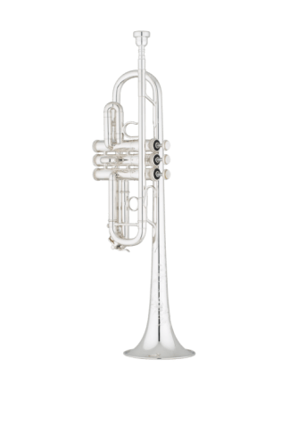 S.E. Shires Q Series C Trumpet