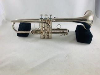 Used Schilke E3L Eb/D Trumpet SN 61024