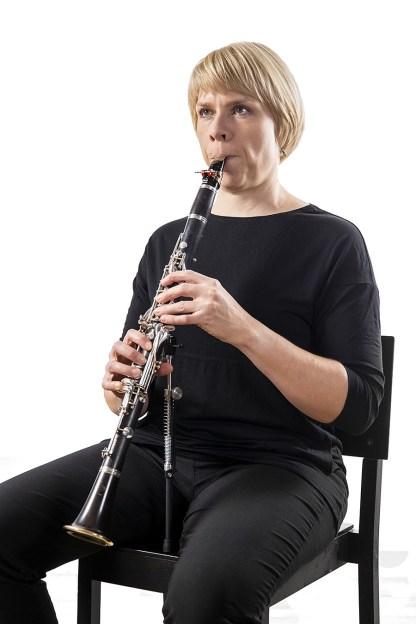ERGOclar Clarinet Support