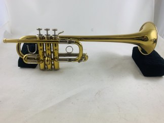 Used Bach D Trumpet, Model 239 SN 174340
