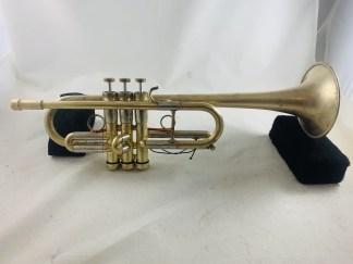 Used Monette Prana C Trumpet SN 1836