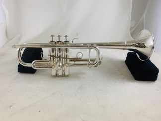 Used Shires 4F C Trumpet SN 1787