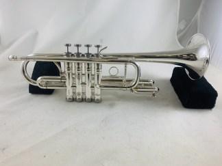 Used Stomvi Titan 4-Valve Edition C Trumpet SN 43012