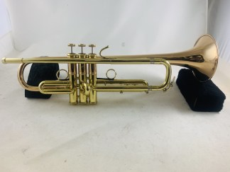 Used Bach Commercial LT1901B Bb Trumpet SN 740110