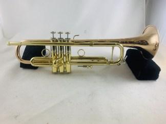 Used Bach Stradivarius LR190-43B Bb Trumpet SN 765531