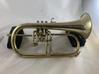 Used Couesnon Flugelhorn SN  74222