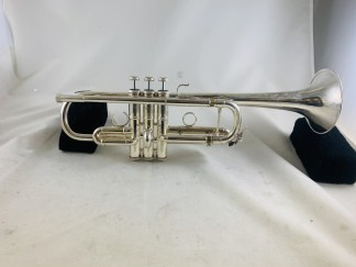 Used Bach Artisan Stradivarius C Trumpet SN A5858