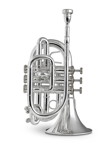 Stomvi Forte Pocket Bb Trumpet