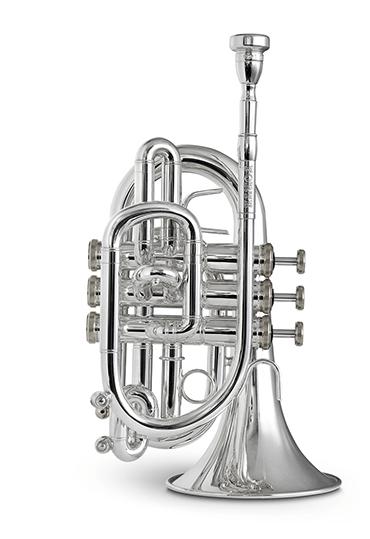 Stomvi Forte Pocket Bb Trumpet