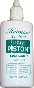 Hetman Synthetic Oil Light Piston Valve - Lubricant 1