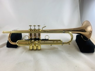 Used Bach Stradivarius Commerical Bb Trumpet LT1901B SN 763833