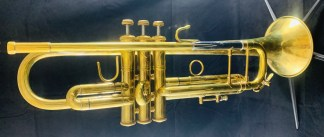 Used Bach Stradivarius Model 37 Bb Trumpet SN 331025